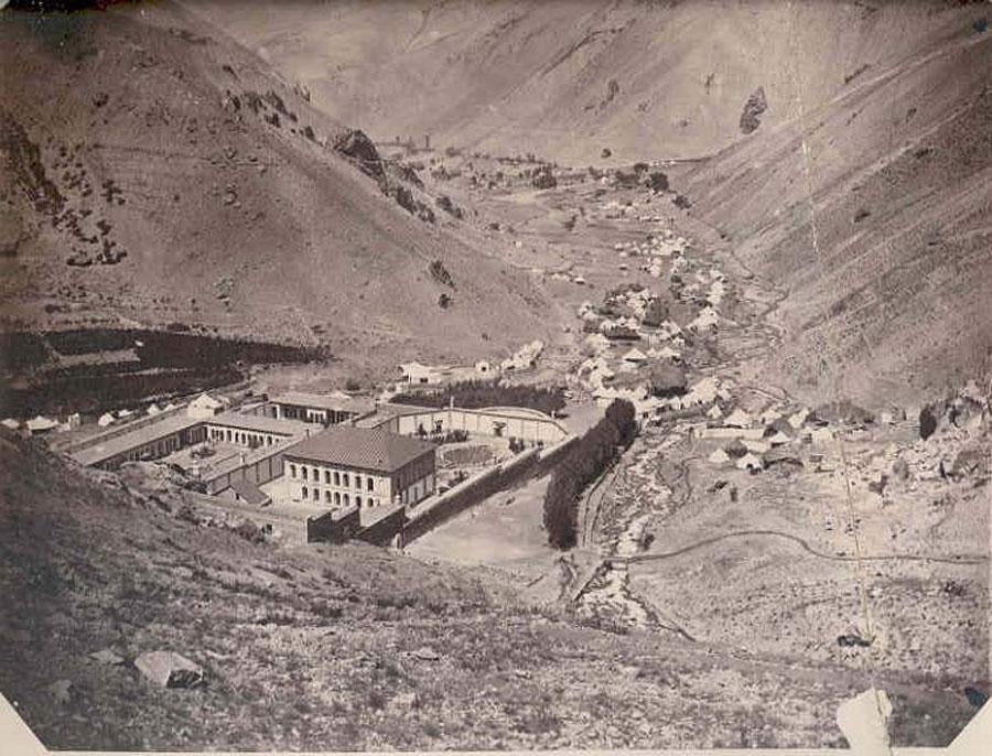 Shahrestanak - tehran