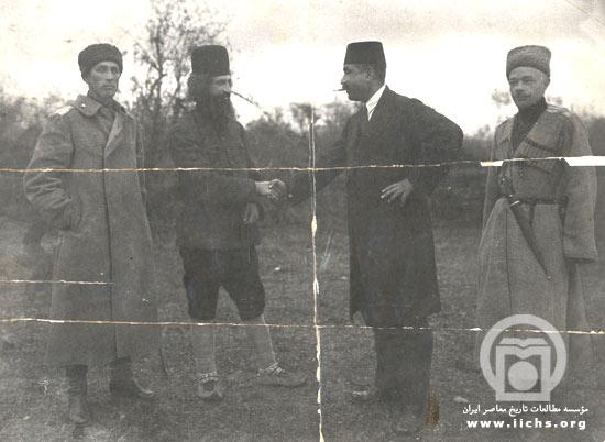موافقت ميرزا كوچك خان با تاسيس جمهوري شوروي؟!!!!